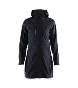 Craft urban rain coat 1906317 999000 Black Women-20