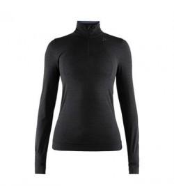 Craft fuseknit comfort zip 1906594 999000 Black Women-20