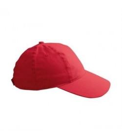 ID golf cap 0052 rød-20