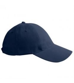 ID twill cap 0054 navy-20