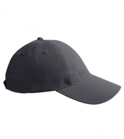 ID twill cap 0054 mørk grå-20