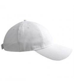 ID twill cap 0054 hvid-20