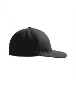 ID cap uld-look flad skygge 0066 sort-20