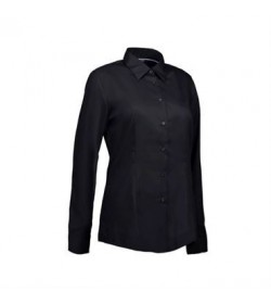 ID skjorte dame 0257 sort-20
