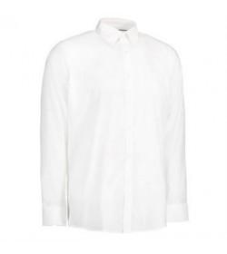 ID oxford skjorte 0270 hvid-20