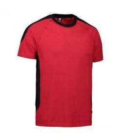 ID PRO wear t-shirt 0302 rød-20