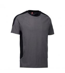 ID PRO wear t-shirt 0302 silver grey-20