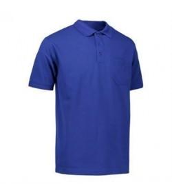 ID PRO wear polo med brystlomme 0320 kongeblå-20