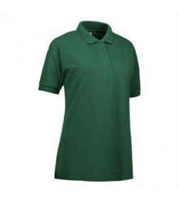 ID PRO wear polo dame 0321 flaskegrøn-20