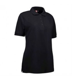 ID PRO wear polo dame 0321 sort-20