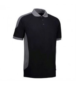 ID PRO wear polo 0322 sort-20