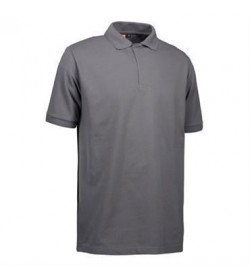 ID PRO wear polo 0330 silver grey-20