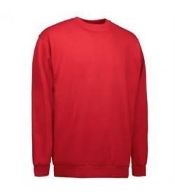 ID pro wear sweatshirt 0360 rød-20