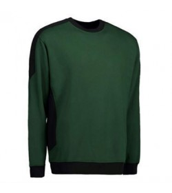 ID pro wear sweatshirt 0362 flaskegrøn-20
