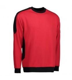 ID pro wear sweatshirt 0362 rød-20