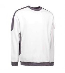 ID pro wear sweatshirt 0362 hvid-20