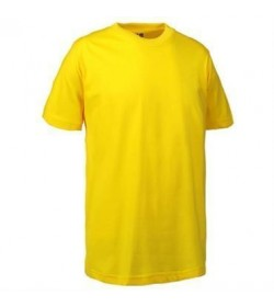 ID t-time t-shirt til børn 40510 gul-20