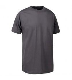 ID t-time t-shirt til børn 40510 koks grå-20