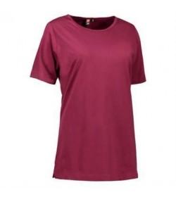 ID t-time t-shirt dame 0512 bordeaux-20