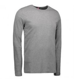 ID interlock t-shirt 0518 lys blå-20