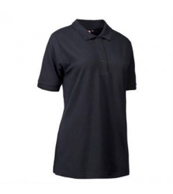 ID klassisk polo dame 0521 navy-20