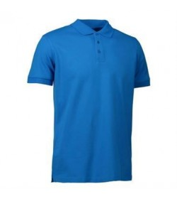 ID stretch polo 0525 azur-20