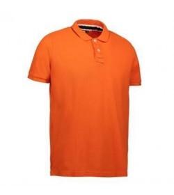 ID Casual polo 0532 orange-20