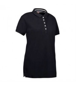 ID Casual polo dame 0533 sort-20