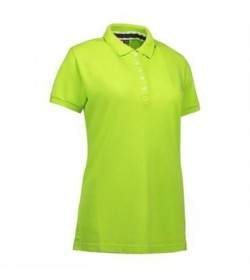 ID Casual polo dame 0533 lime-20