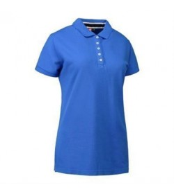 ID Casual polo dame 0533 azur-20