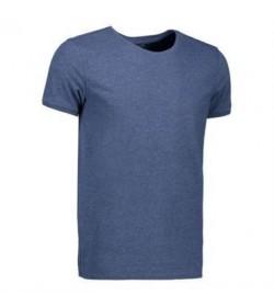 ID Core t-shirt 0540 blå melange-20