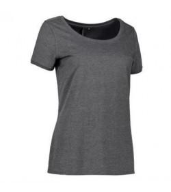 ID Core t-shirt dame 0541 koks melange-20