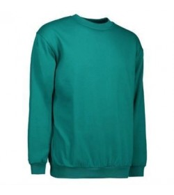 ID Game sweatshirt 0600 grøn-20