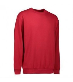 ID Game sweatshirt 0600 rød-20