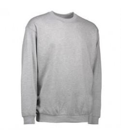 ID Game sweatshirt 0600 grå melange-20