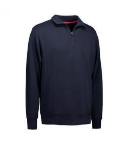 ID Sweatshirt med krave 0603 navy-20