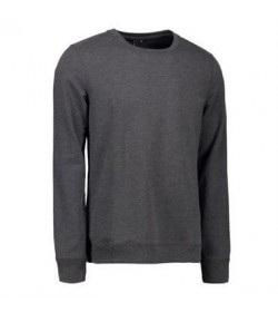 ID core sweatshirt 0615 grå melange-20