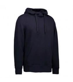 ID Sweatshirt med hætte 0636 rød-20