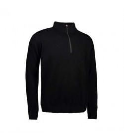 ID strik half zip 0656 navy-20