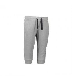 ID sweatshorts 0668 grå melange-20