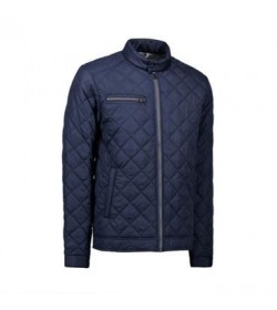 ID quilted jakke 0730 navy-20