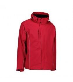 ID 3-i-1 jakke 0768 rød-20