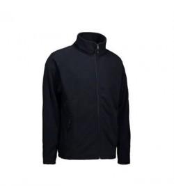 ID fleece jakke 0803 hvid-20
