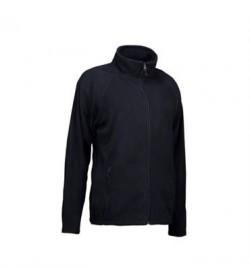 ID fleece jakke dame 0805 lys blå-20