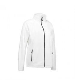 ID fleece jakke dame 0805 hvid-20