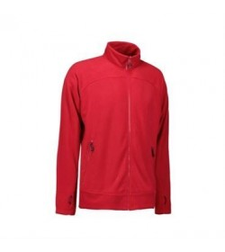 ID fleece jakke 0806 sort-20