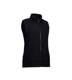 ID fleece vest dame 0812 sort-20