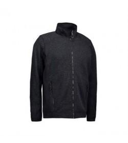 ID fleece jakke 0847 koks melange-20