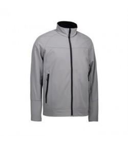 ID softshell jakke 0868 grå-20