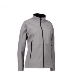 ID softshell jakke dame 0869 grå-20